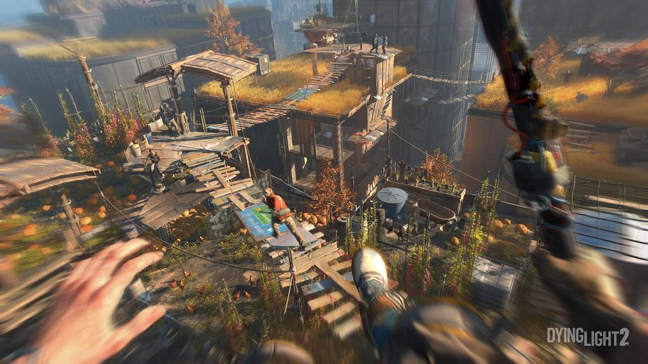 Tür 5: Dying Light 2