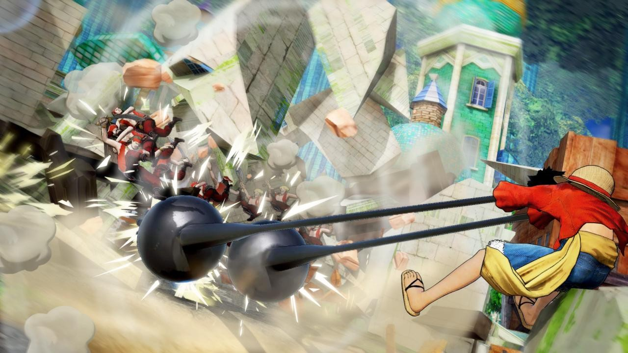 Tür 6: One Piece: Pirate Warriors 4